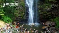'Trốn nắng' ở vùng sinh thái Con Cuông