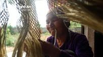 Đặc sắc võng gai có độ bền hàng chục năm của người Thổ Nghệ An