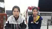 Bắt 2 đối tượng lừa 3 em gái cùng bản bán sang Trung Quốc