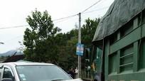 Xe biển số Lào va chạm với xe tải trên Quốc lộ 48