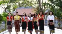Mê hoặc hình ảnh thiếu nữ Thái Nghệ An khoe sắc