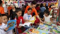 Ấn tượng Ngày hội đọc sách tại huyện vùng cao