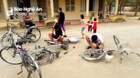 Chuyện những thầy giáo lên Facebook xin xe đạp cũ tặng học sinh nghèo