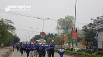 Con Cuông: Hơn 400 V ĐV tham gia Ngày hội văn hóa các dân tộc
