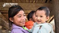 Trẻ em Đan Lai chốn thâm sơn