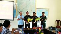 Huyện Tân Kỳ có tân Chỉ huy trưởng BCH quân sự