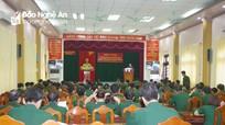 Đảng ủy BĐBP tỉnh thông báo nhanh về Hội nghị Trung ương 7 Khóa XII