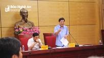 Bí thư Tỉnh ủy Nguyễn Đắc Vinh: Vẫn còn dư địa để kích cầu tăng trưởng