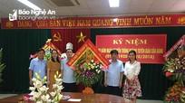 Các đơn vị, địa phương chúc mừng ngày truyền thống ngành Tuyên giáo