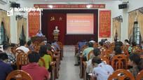 Đảng ủy Khối Doanh nghiệp khai giảng lớp bồi dưỡng đảng viên mới