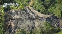 """UBND tỉnh chỉ đạo xử lý thông tin """"bom bẩn"""" vẫn treo trên núi Lan Toong"""