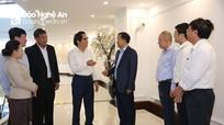 Bộ KH&ĐT hai nước Việt Nam – Lào hội đàm tại Nghệ An