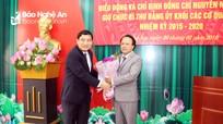 Đảng ủy Khối các cơ quan tỉnh Nghệ An có tân Bí thư