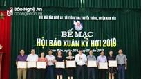 Bế mạc Hội báo Xuân Kỷ Hợi, trao giải cho 20 tác phẩm xuất sắc