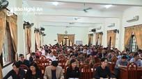 Đảng ủy Khối Doanh nghiệp tiến hành quy trình giới thiệu, bổ sung nhân sự lãnh đạo quản lý