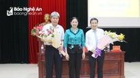 Bầu bổ sung chức danh Chủ tịch UBND thị xã Thái Hòa