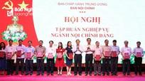 Ban Nội chính Tỉnh ủy tham gia Hội nghị tập huấn nghiệp vụ tại thành phố Cần Thơ