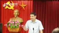 Bí thư Tỉnh ủy Nguyễn Đắc Vinh: Luân chuyển cán bộ phải công tâm, khách quan