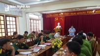 Nâng cao chất lượng sinh hoạt chi bộ trong lực lượng vũ trang huyện Thanh Chương