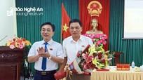 Quỳ Hợp: Chủ tịch UBND xã được bầu giữ chức vụ Phó Chủ tịch UBND huyện