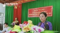 Chủ tịch Ủy ban MTTQ tỉnh tiếp xúc cử tri huyện Quỳ Hợp
