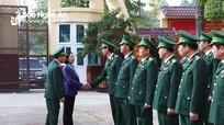 Trưởng Ban Dân vận Trung ương: Chỉ có ở Việt Nam BĐBP mới được gọi là thầy thuốc mang quân hàm xanh