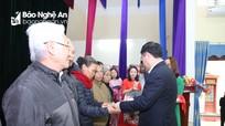 Nghệ An: 27 ngàn người có công được nhận hỗ trợ đợt 1 từ gói an sinh xã hội