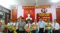 Đảng bộ Công ty TNHH MTV Lâm nghiệp Con Cuông tổ chức Đại hội lần thứ 31