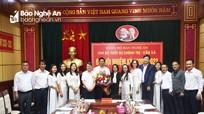 Đại hội Chi bộ Thời sự Chính trị - Văn xã Báo Nghệ An, nhiệm kỳ 2020 - 2022