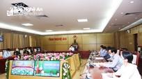 Nghệ An tham gia góp ý Dự thảo Chỉ thị phòng, chống dịch Covid-19 trong tình hình mới