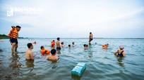 Nghệ An: Báo động tình trạng trẻ em đuối nước