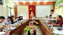 HĐND tỉnh giám sát việc thực hiện cơ chế chính sách tại huyện Quỳ Hợp