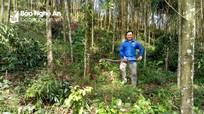 'Trồng thêm một gốc cây, nuôi thêm một con giống để xanh hơn vùng đá đỏ Châu Bình'