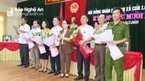 Cửa Lò bầu bổ sung chức danh Phó Chủ tịch HĐND, UBND thị xã