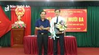 Phó Bí thư Thị ủy Hoàng Mai Nguyễn Hữu An được bầu giữ chức Chủ tịch UBND thị xã