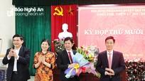 Quế Phong bầu bổ sung Chủ tịch UBND huyện