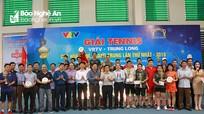 Bế mạc Giải Quần vợt VRTV - Trung Long lần thứ nhất