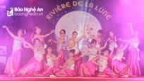 Cộng đồng pháp ngữ Nghệ Tĩnh tưng bừng đón lễ hội Pháp ngữ