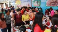 Cửa Lò: Sôi động Ngày hội Phụ nữ sáng tạo khởi nghiệp