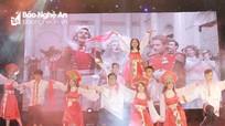 Ấn tượng đêm hoài niệm nước Nga của học sinh trường Phan