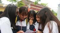 """Câu hỏi """"biết lắng nghe"""" trong kỳ thi HSG tỉnh Nghệ An cuốn hút học sinh"""