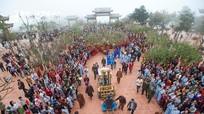 Người dân nô nức tham gia lễ hội Khai bút đầu Xuân