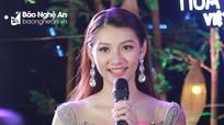 """""""Vũ khí"""" để người đẹp thành Vinh có thể """"làm nên chuyện"""" ở chung kết Hoa hậu Việt Nam 2018"""