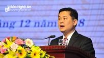 Nghệ An: Tốc độ tăng tổng sản phẩm trên địa bàn tỉnh năm 2018 ước đạt 8,77%