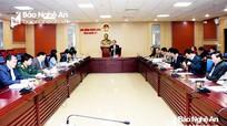 Đại biểu HĐND tỉnh đề nghị dừng cấp phép xây dựng các chung cư ở TP Vinh