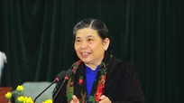 """Phó Chủ tịch Quốc hội Tòng Thị Phóng: """"Anh Sơn phải trở thành huyện khá miền Tây Nghệ An"""""""