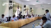 Ủy ban Thường vụ Quốc hội giám sát tại huyện Quỳ Hợp