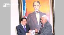 Các nhà lãnh đạo Dominicana tìm thấy nguồn cảm hứng từ Việt Nam và Chủ tịch Hồ Chí Minh