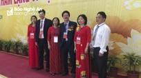 Nghệ An có 8 đại biểu được tuyên dương toàn quốc về tấm gương thầm lặng vì cộng đồng