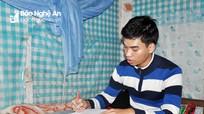 Cậu sinh viên mồ côi bươn chải mưu sinh nuôi ước mơ thành bác sỹ